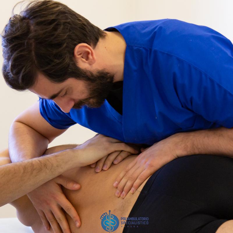 ambulatorio di fisioterapia a Verona